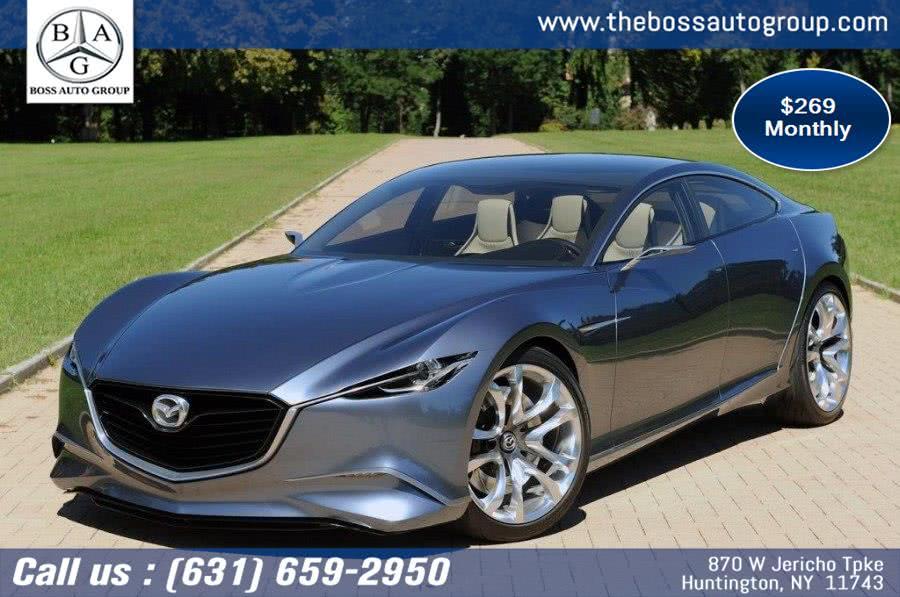 Used Mazda Mazda6 4dr Sdn Auto i Sport 2020 | The Boss Auto Group . Huntington, New York