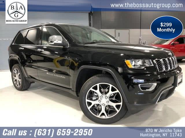 2020 Jeep Cherokee 4WD 4dr limited, available for sale in Huntington, New York | The Boss Auto Group . Huntington, New York