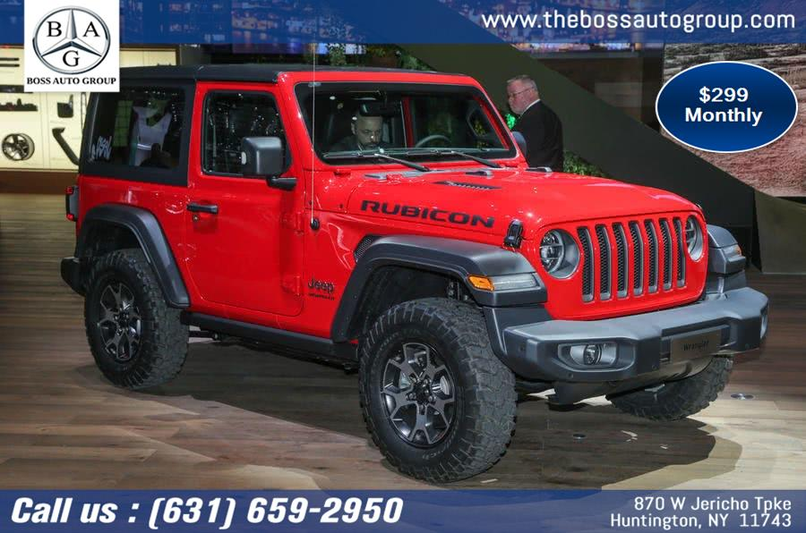 New 2020 Jeep Wrangler in Huntington, New York | The Boss Auto Group . Huntington, New York