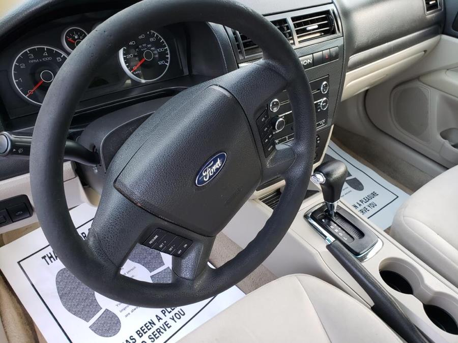 Used Ford Fusion 4dr Sdn V6 SE FWD 2008 | Cos Central Auto. Meriden, Connecticut