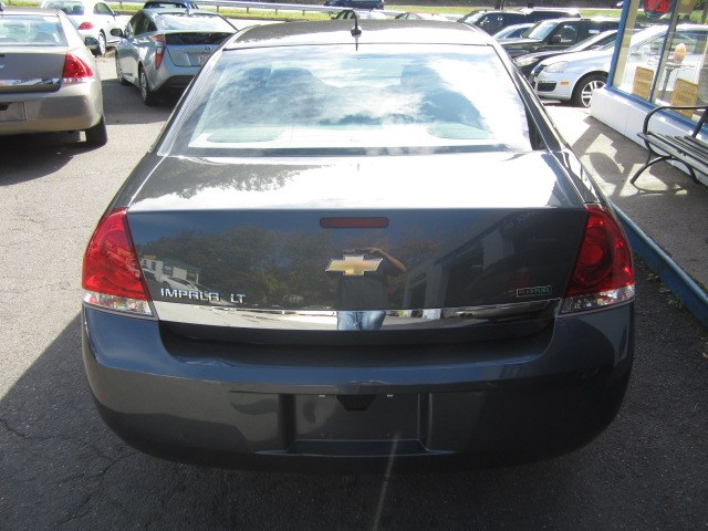 2011 Chevrolet Impala 4dr Sdn LT Retail, available for sale in Meriden, Connecticut | Cos Central Auto. Meriden, Connecticut
