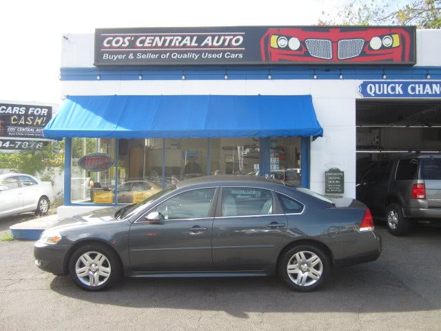 Used 2011 Chevrolet Impala in Meriden, Connecticut | Cos Central Auto. Meriden, Connecticut