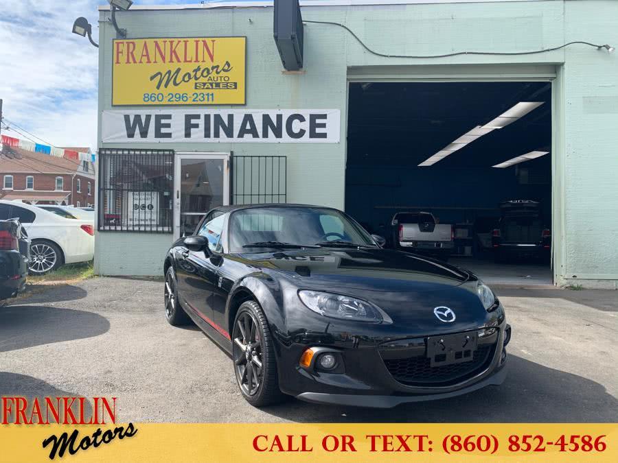 Used 2014 Mazda MX-5 Miata in Hartford, Connecticut | Franklin Motors Auto Sales LLC. Hartford, Connecticut