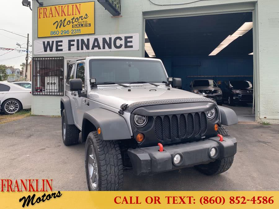 Used Jeep Wrangler 4WD 2dr Sport 2010 | Franklin Motors Auto Sales LLC. Hartford, Connecticut