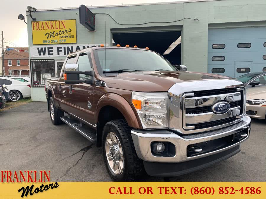 Used 2011 Ford Super Duty F-250 SRW in Hartford, Connecticut | Franklin Motors Auto Sales LLC. Hartford, Connecticut