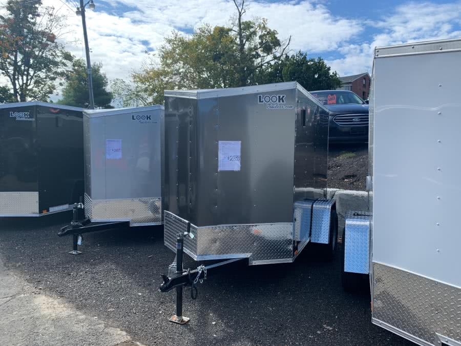 Used 2020 Look trailers STLC5X8S12DLX in Danbury, Connecticut | Car City of Danbury, LLC. Danbury, Connecticut