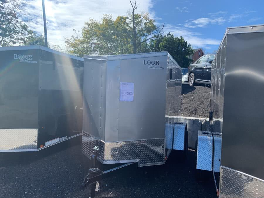 Used 2020 Look trailers STLC5X8SI2DLX in Danbury, Connecticut | Car City of Danbury, LLC. Danbury, Connecticut