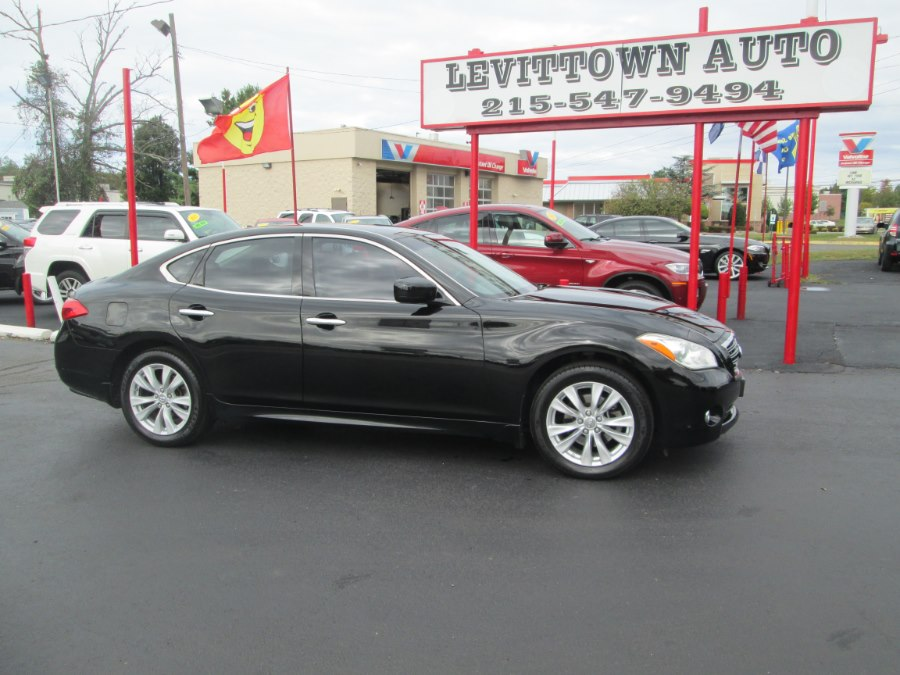 2011 Infiniti M37 4dr Sdn AWD, available for sale in Levittown, Pennsylvania | Levittown Auto. Levittown, Pennsylvania