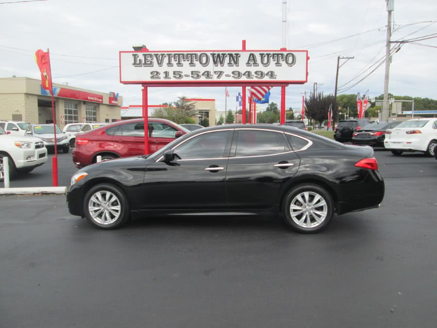 Used 2011 Infiniti M37 in Levittown, Pennsylvania | Levittown Auto. Levittown, Pennsylvania