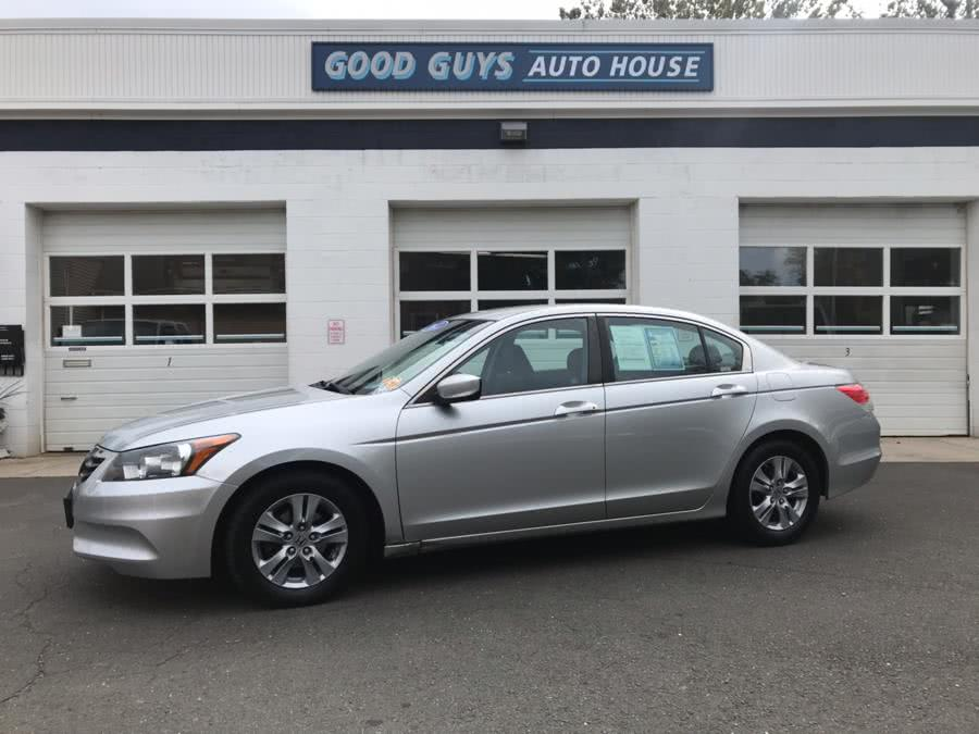 Used 2012 Honda Accord Sdn in Southington, Connecticut | Good Guys Auto House. Southington, Connecticut