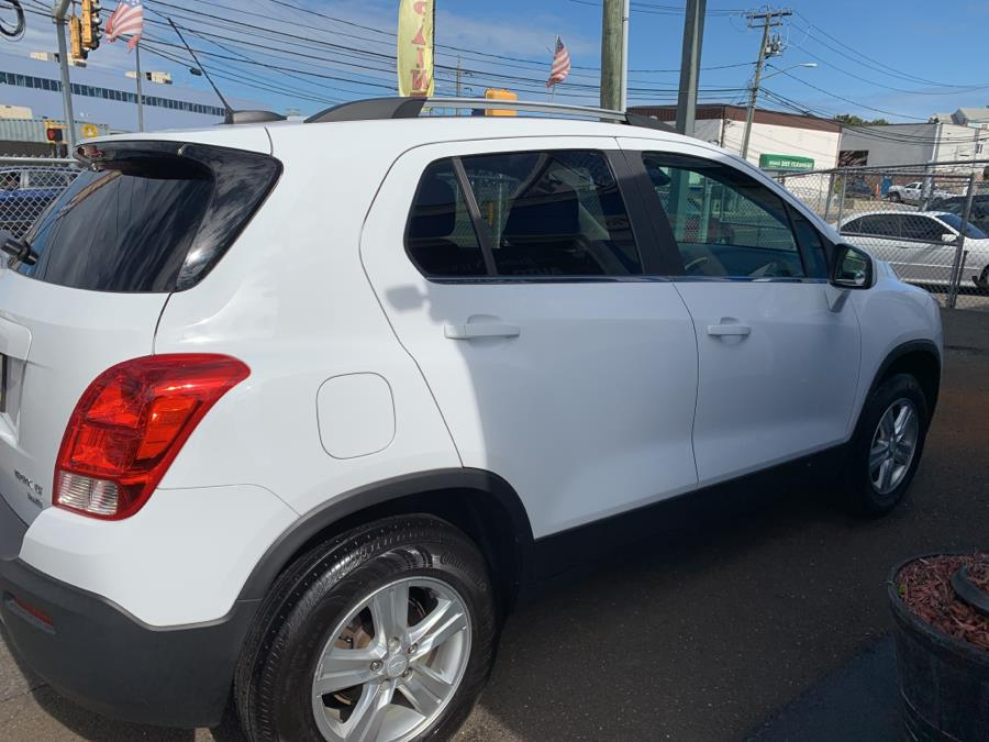 2015 Chevrolet Trax AWD 4dr LT, available for sale in Stamford, Connecticut | Harbor View Auto Sales LLC. Stamford, Connecticut