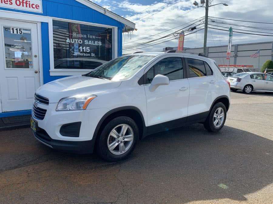 Used 2015 Chevrolet Trax in Stamford, Connecticut | Harbor View Auto Sales LLC. Stamford, Connecticut
