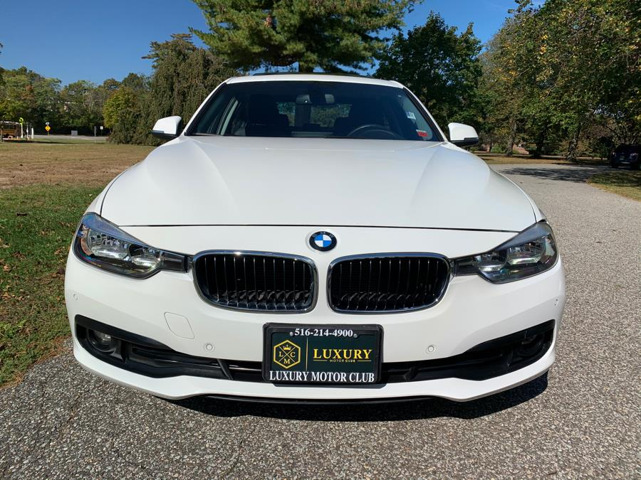 2016 BMW 3 Series 4dr Sdn 320i xDrive AWD, available for sale in Franklin Square, New York | Luxury Motor Club. Franklin Square, New York