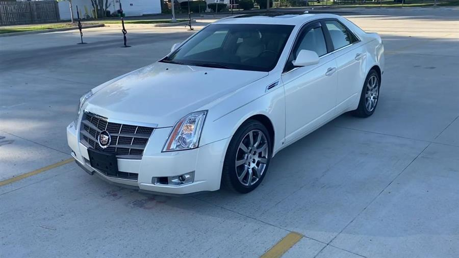 2009 Cadillac CTS 4dr Sdn RWD w/1SB, available for sale in Elida, Ohio | Josh's All Under Ten LLC. Elida, Ohio