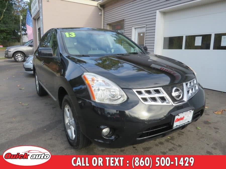 Used 2013 Nissan Rogue in Bristol, Connecticut | Quick Auto LLC. Bristol, Connecticut