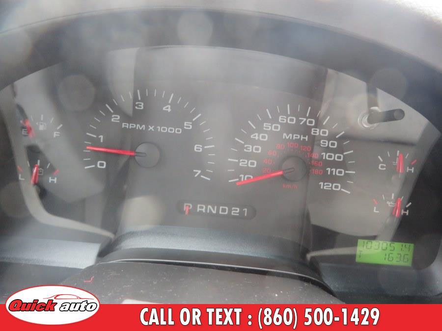"Used Ford F-150 4WD SuperCrew 139"" XL 2008 | Quick Auto LLC. Bristol, Connecticut"