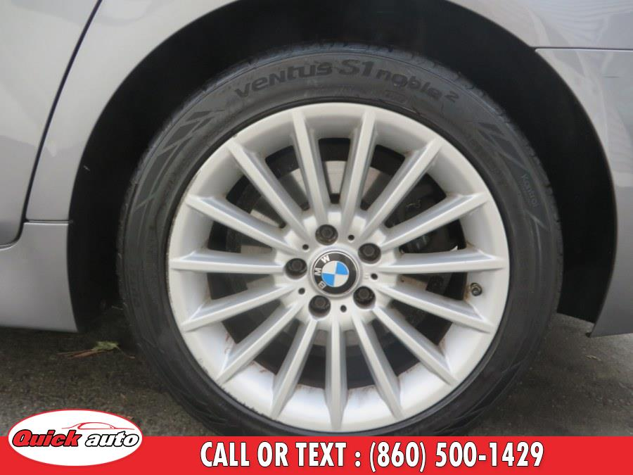 2011 BMW 5 Series 4dr Sdn 535i RWD, available for sale in Bristol, Connecticut | Quick Auto LLC. Bristol, Connecticut