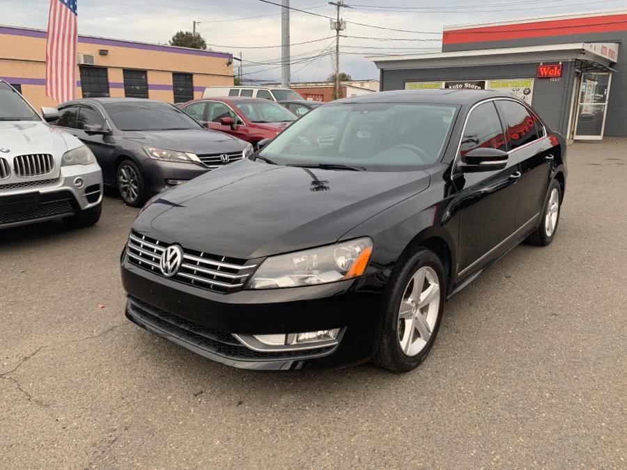 Used 2014 Volkswagen Passat in West Hartford, Connecticut | Auto Store. West Hartford, Connecticut