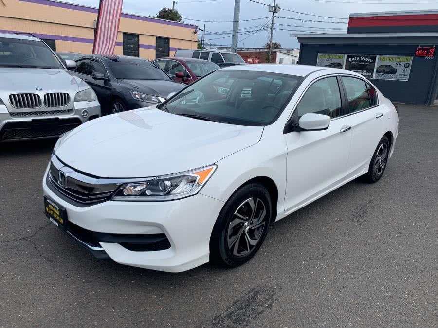 Used 2016 Honda Accord Sedan in West Hartford, Connecticut | Auto Store. West Hartford, Connecticut