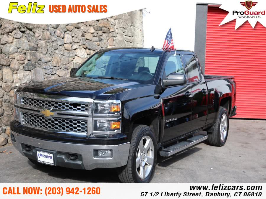 Used 2014 Chevrolet Silverado 1500 in Danbury, Connecticut | Feliz Used Auto Sales. Danbury, Connecticut