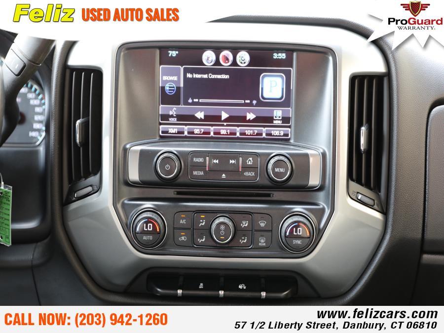"Used Chevrolet Silverado 1500 4WD Double Cab 143.5"" LT w/2LT 2014 | Feliz Used Auto Sales. Danbury, Connecticut"