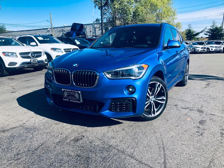 Used 2016 BMW X1 in Hillside, New Jersey | M Sport Motor Car. Hillside, New Jersey