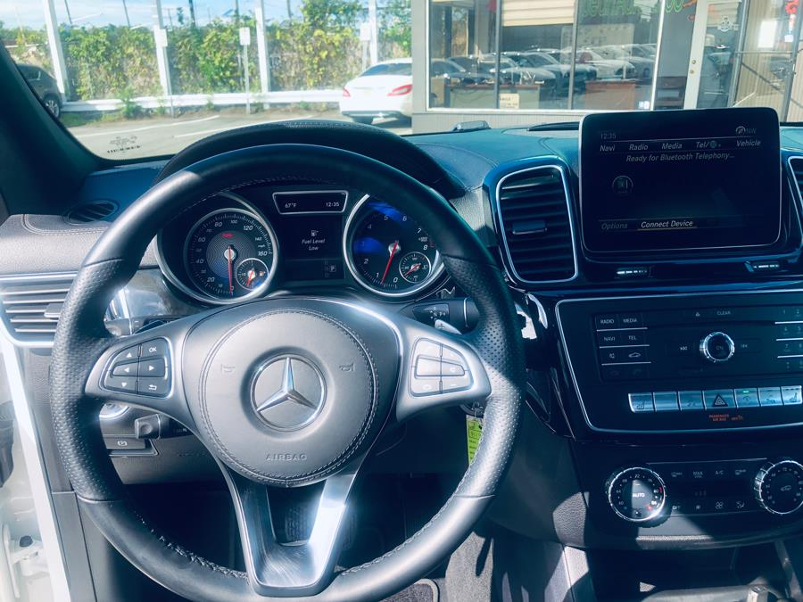 2017 Mercedes-Benz GLS GLS450 4MATIC SUV, available for sale in Lodi, New Jersey | European Auto Expo. Lodi, New Jersey