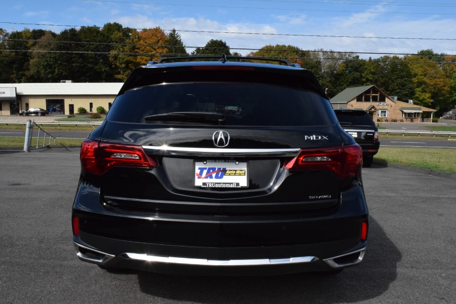2017 Acura MDX SH-AWD w/Advance Pkg, available for sale in Hartford, Connecticut | VEB Auto Sales. Hartford, Connecticut