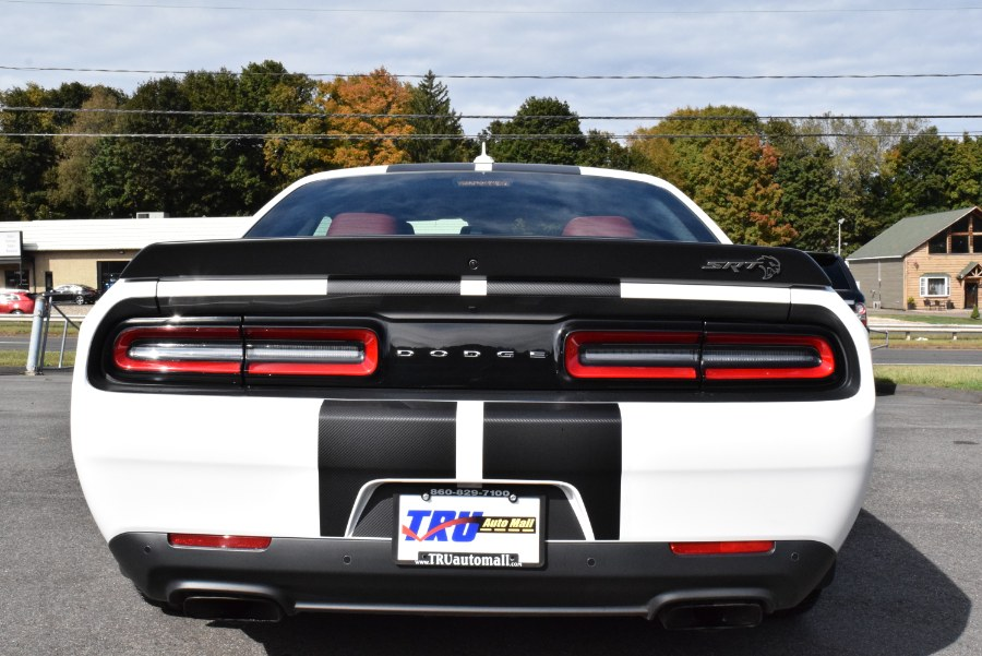 2018 Dodge Challenger SRT Hellcat Widebody RWD, available for sale in Hartford, Connecticut | VEB Auto Sales. Hartford, Connecticut