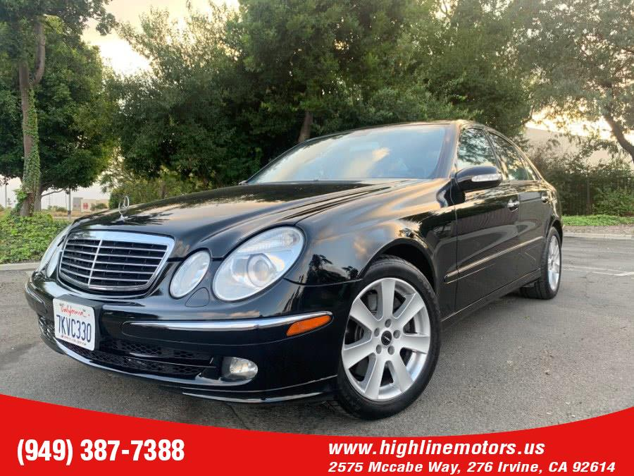 Used 2006 Mercedes-Benz E500 in Irvine, California | High Line Motors LLC. Irvine, California