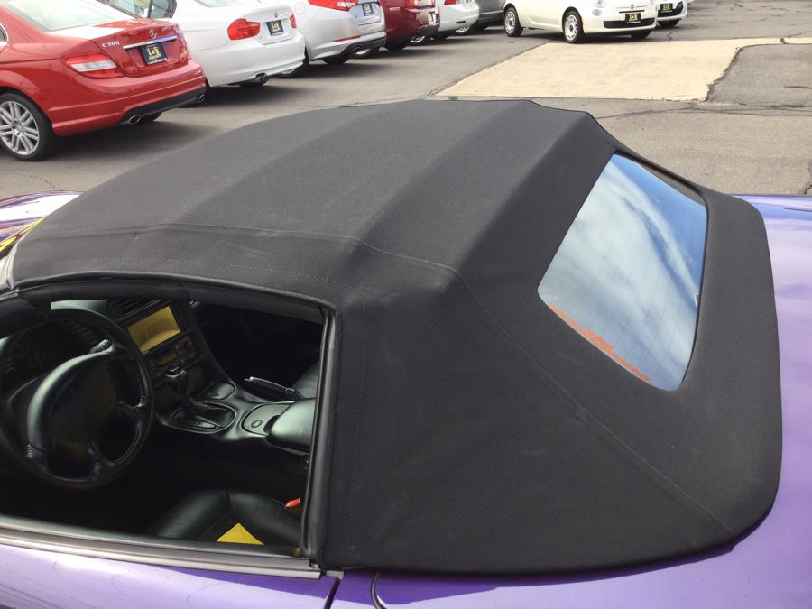 1998 Chevrolet Corvette 2dr Convertible, available for sale in Plantsville, Connecticut   L&S Automotive LLC. Plantsville, Connecticut