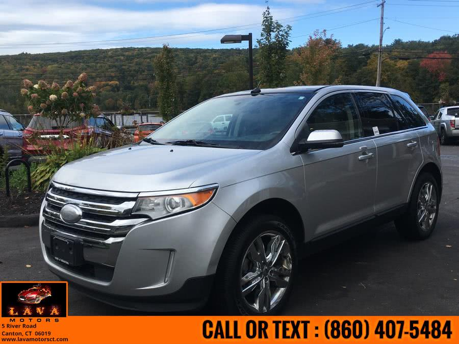 Used 2012 Ford Edge in Canton, Connecticut | Lava Motors. Canton, Connecticut