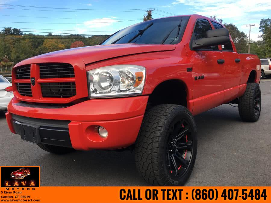 Used 2008 Dodge Ram 1500 in Canton, Connecticut | Lava Motors. Canton, Connecticut