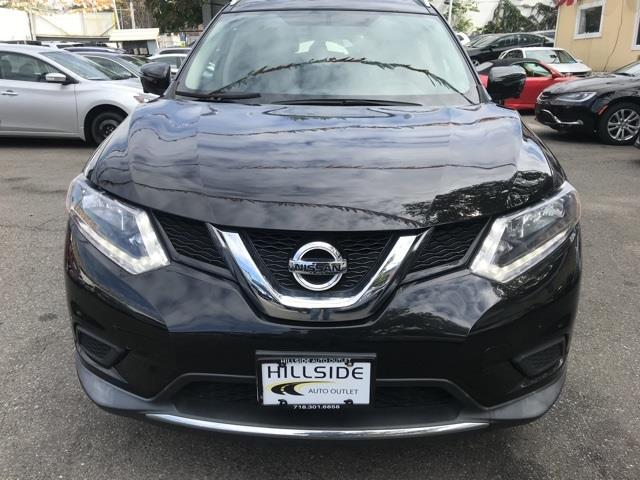 Used Nissan Rogue SV 2016   Hillside Auto Outlet. Jamaica, New York