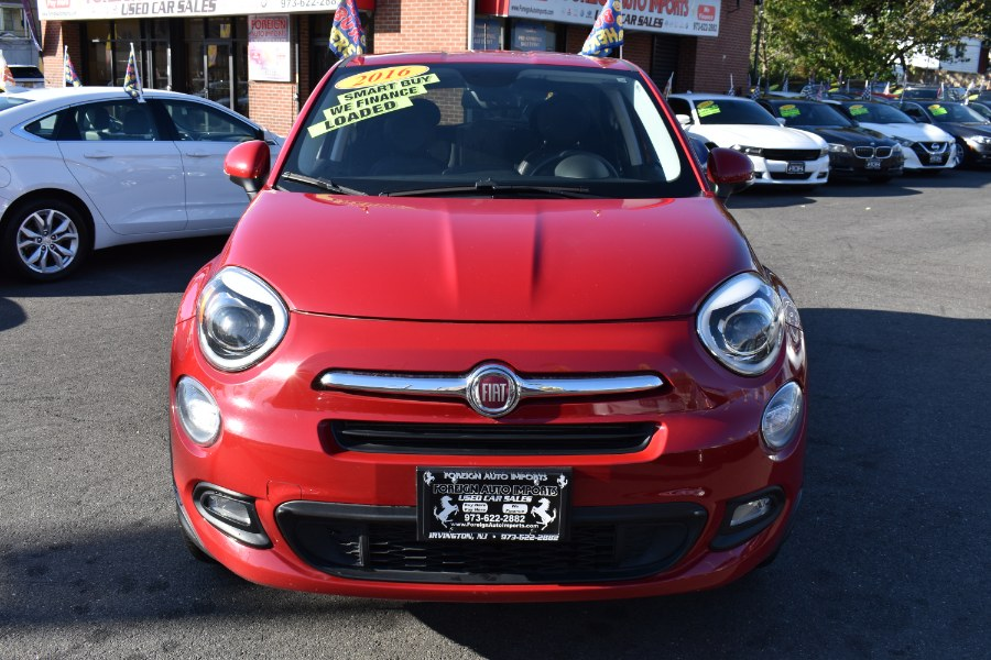 2016 FIAT 500X AWD 4dr Lounge, available for sale in Irvington, New Jersey | Foreign Auto Imports. Irvington, New Jersey