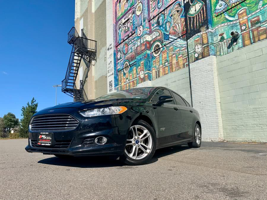 Used 2016 Ford Fusion Energi in Newark, New Jersey | RT Auto Center LLC. Newark, New Jersey