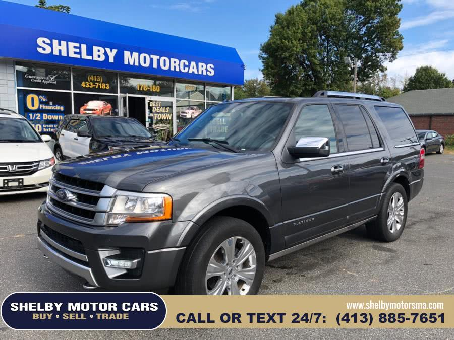 Used 2015 Ford Expedition in Springfield, Massachusetts | Shelby Motor Cars . Springfield, Massachusetts