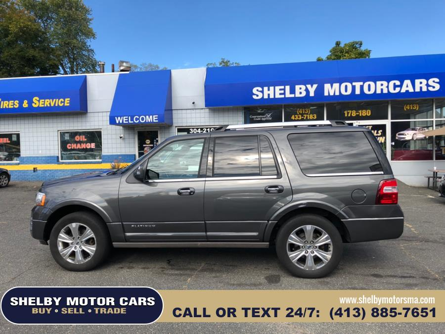 Used Ford Expedition 4WD 4dr Platinum 2015 | Shelby Motor Cars . Springfield, Massachusetts