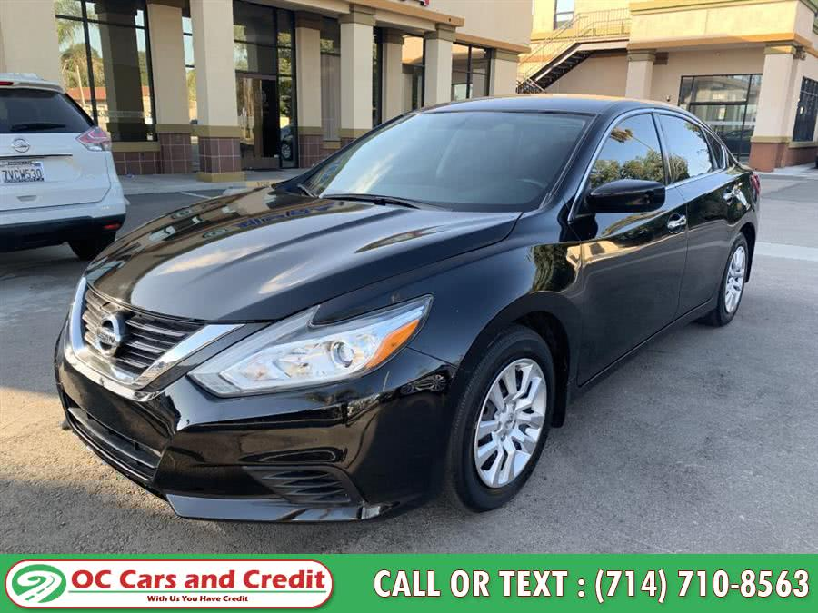 Used 2016 Nissan Altima in Garden Grove, California | OC Cars and Credit. Garden Grove, California