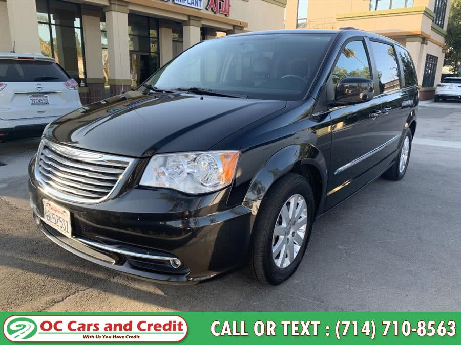 Used 2015 Chrysler Town & Country in Garden Grove, California | OC Cars and Credit. Garden Grove, California