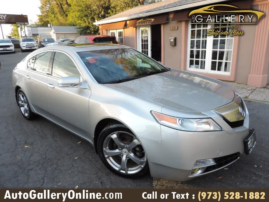 Used Acura TL 4dr Sdn Man SH-AWD Tech HPT 2010 | Auto Gallery. Lodi, New Jersey