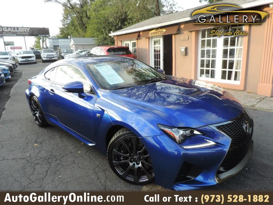 Used Lexus RC F 2dr Cpe 2015 | Auto Gallery. Lodi, New Jersey