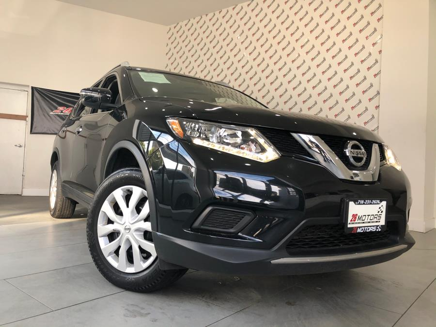 2016 Nissan Rogue AWD 4dr S, available for sale in Bronx, New York | 52Motors Corp. Bronx, New York