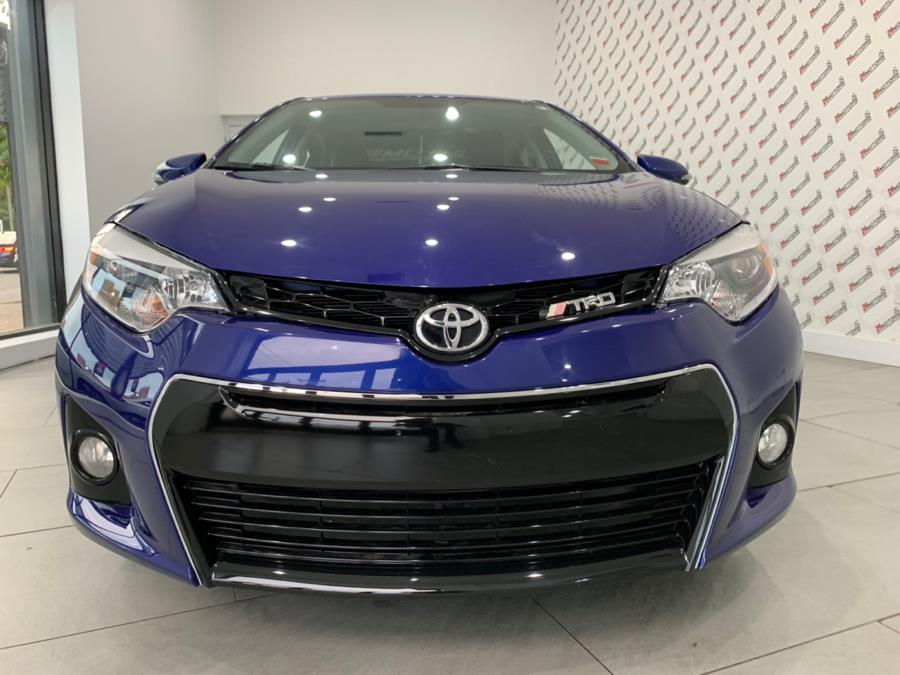 2016 Toyota Corolla 4dr Sdn CVT S Plus (Natl), available for sale in Woodside, New York | 52Motors Corp. Woodside, New York