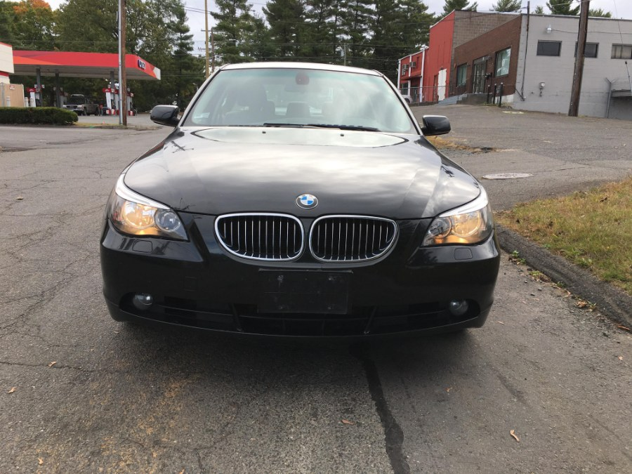 2006 BMW 5 Series 525xi 4dr Sdn AWD, available for sale in Bloomfield, Connecticut | Integrity Auto Sales and Service LLC. Bloomfield, Connecticut