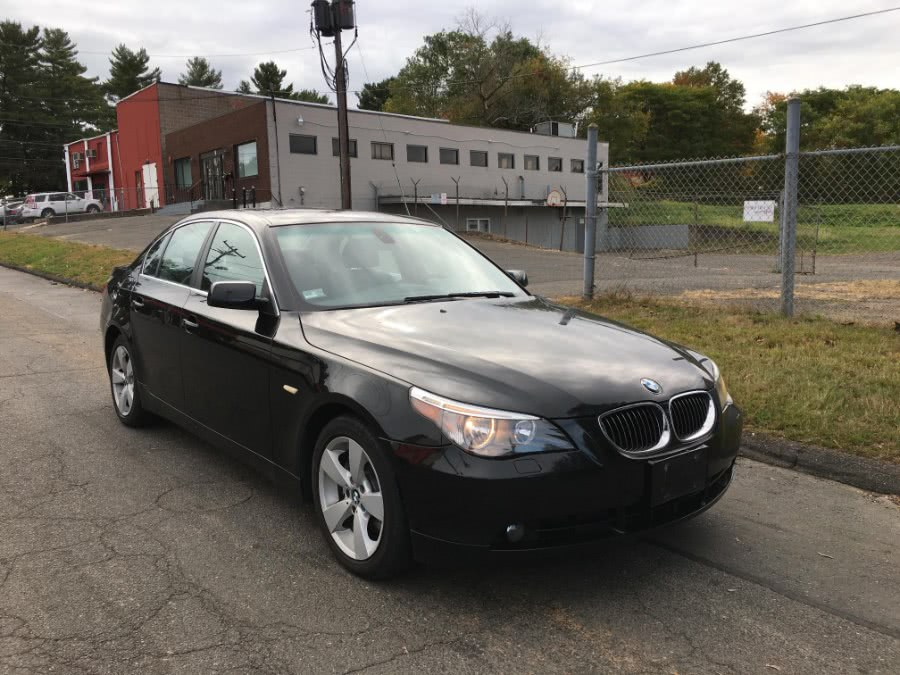 Used 2006 BMW 5 Series in Bloomfield, Connecticut | Integrity Auto Sales and Service LLC. Bloomfield, Connecticut
