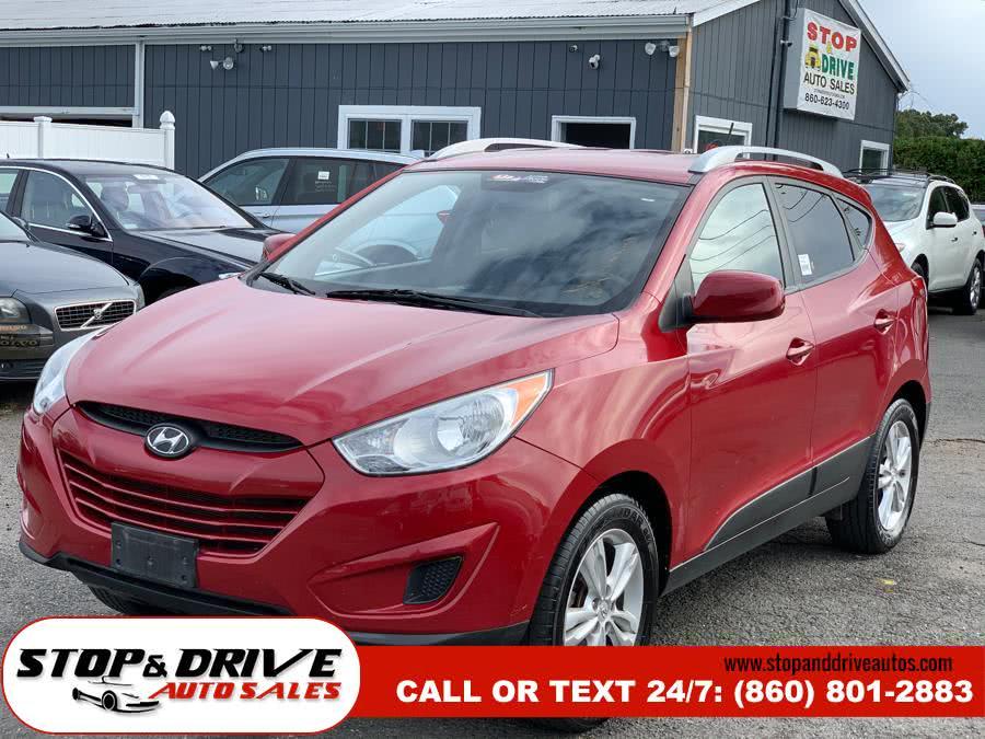 Used 2011 Hyundai Tucson in East Windsor, Connecticut | Stop & Drive Auto Sales. East Windsor, Connecticut