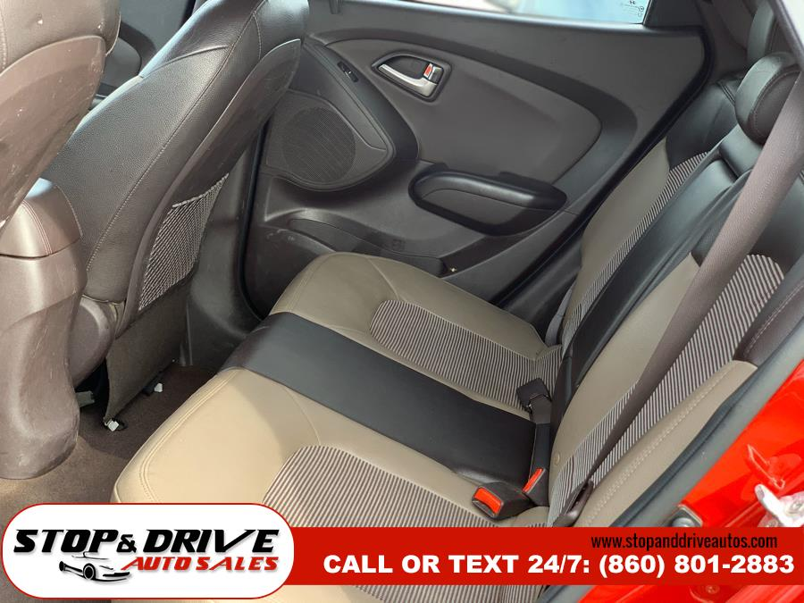 2011 Hyundai Tucson AWD 4dr Auto GLS, available for sale in East Windsor, Connecticut | Stop & Drive Auto Sales. East Windsor, Connecticut