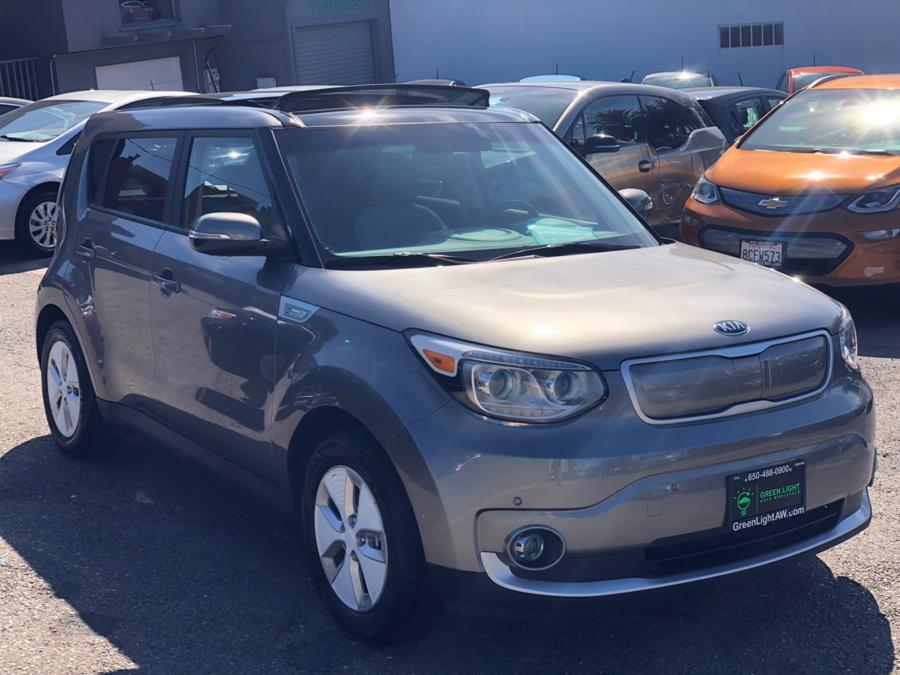 2016 Kia Soul EV + Sun & Fun Package, available for sale in Daly City, California | Green Light Auto Wholesale. Daly City, California