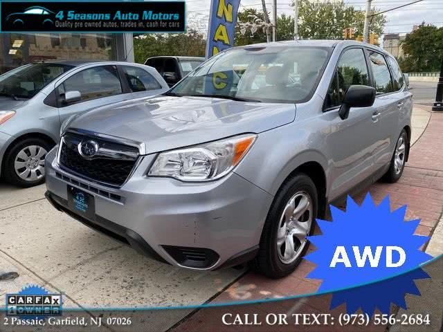 Used 2014 Subaru Forester in Garfield, New Jersey | 4 Seasons Auto Motors. Garfield, New Jersey